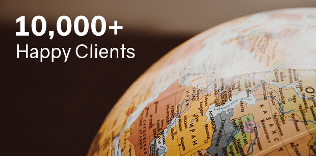More than 10000 clients join our bandwagon